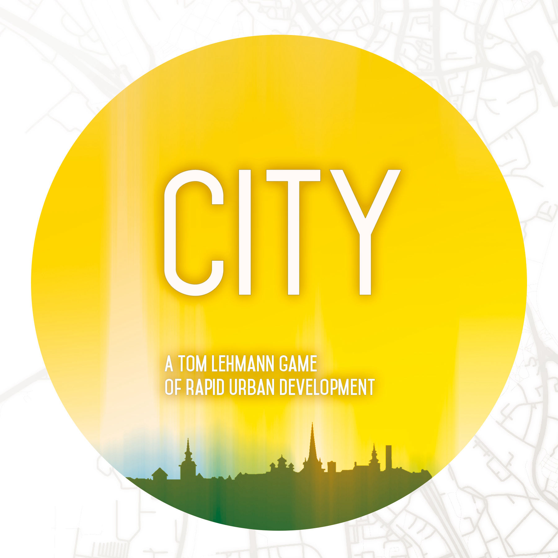 Language-independent design for The City by Tom Lehmann